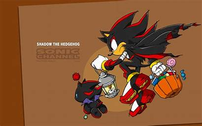 Sonic Hedgehog Shadow Dark Chao Channel Wallpapers