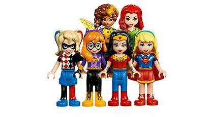 Lego Dc Super Hero Heroes Power Female