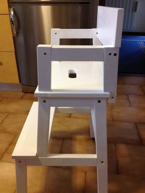 diy makeovers  transform  ikea bekvam step stool