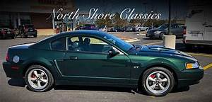 2001 Ford Mustang -BULLITT- GT Dark Highland Green with only 15680 miles Stock # 20ILCVO for ...
