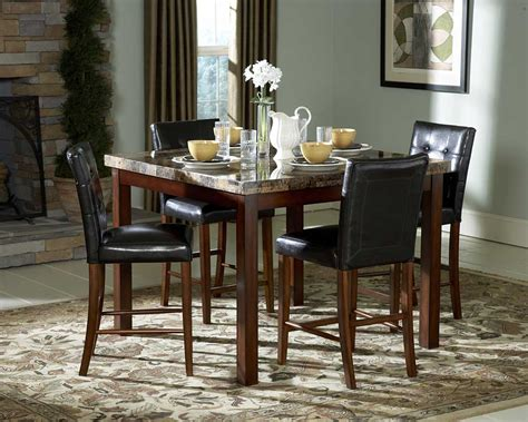 bar dining table set sale 838 00 hutchinson 5 pc counter height dining set