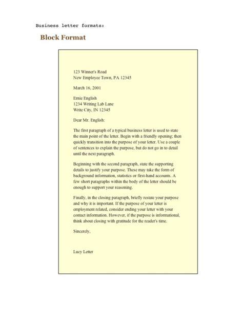 letter format sample ideas  pinterest letter