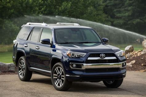 2019 Toyota 4runner Redesign  Car Announcements 20182019
