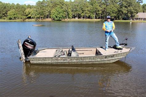 10ft Jon Boat Weight by Research 2014 War Eagle Boats 754 Ldsv On Iboats
