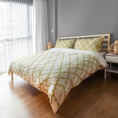 White And Gold Bed Covers by Gold And White Duvet Cover Compinst Org