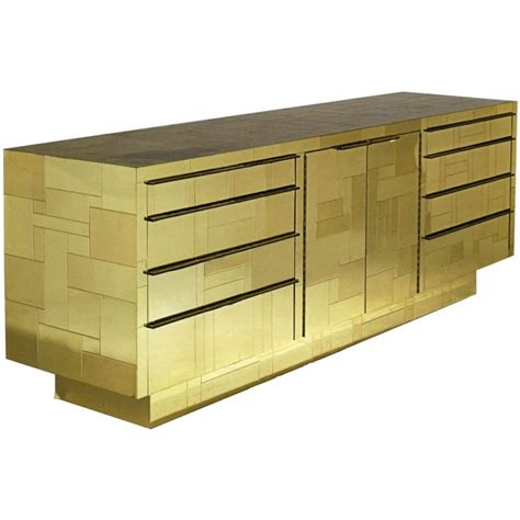 gold credenza gt furniture gt pieces and storage gt credenzas a paul