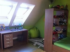 Podkrovní dětský pokoj fotogalerie