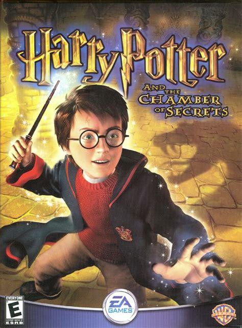 harry potter et la chambre des secrets pc harry potter et la chambre des secrets 2002 jeu vidéo