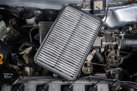 common signs   dirty air filter yourmechanic advice