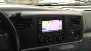 Ford F350 2004 With Pioneer Avic-x930bt