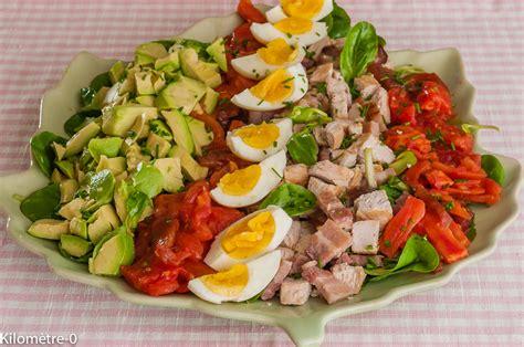 riz cuisine salade de tomates thon et oeufs kilometre 0 fr