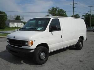 2002 Ford Econoline Cargo Van Parts
