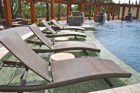 pool chairs for tanning ledge chairs model