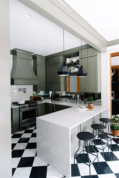 makeristas diy kitchen reno popsugar home