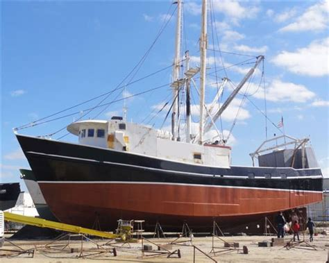 Trawler Fishing Boats For Sale by Trawler For Sale Steel Trawlers For Sale