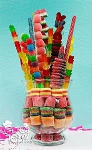 26 best images about Candy Bouquets Vase on Pinterest