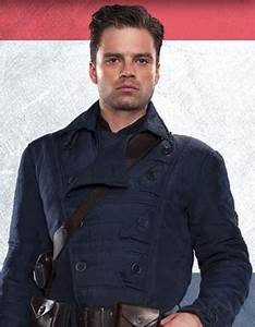 "James Buchanan ""Bucky"" Barnes | Agents of S.H.I.E.L.D ..."