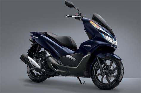 Modification Honda Pcx Hybrid by Honda Pcx Hybrid Debuts In Indonesia Carsifu
