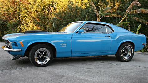 Ford Mustang 429 by Survivor 1970 Ford Mustang 429