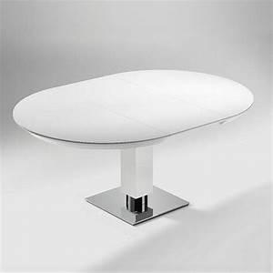 Esstisch Oval Weiß Ausziehbar : ausziehtisch oval weiss ihr traumhaus ideen ~ Watch28wear.com Haus und Dekorationen