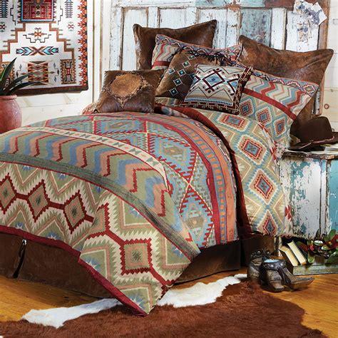 western bedding king size paloma comforter
