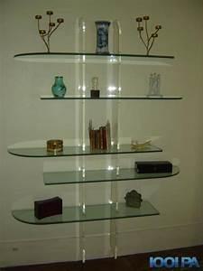 étagère En Verre Ikea : tag re en verre ~ Teatrodelosmanantiales.com Idées de Décoration