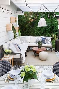 Summer, Outdoor, Decor, Ideas, For, A, Sunny, Afternoon, U2013, Inspirations