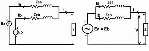 Parallel Operation Of Single Phase Transformers