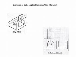 Simple Engineering Drawings