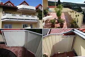 Balkon Sichtschutz Diy : sichtschutz am balkon erlaubt das beste aus wohndesign und m bel inspiration ~ Whattoseeinmadrid.com Haus und Dekorationen