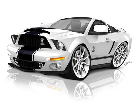 Race Cars Cartoon Wallpapers High Quality Resolution For
