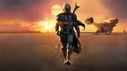 Mandalorian 4k Tv Wallpapers Series Wars Star