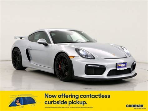 By owner of many porsches from wilmington, de. Used 2016 Porsche Cayman GT4 for Sale (with Photos) - CarGurus
