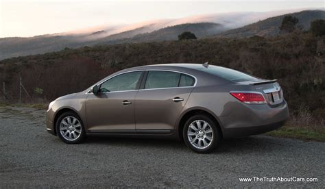 Reviews On Buick Lacrosse by Review 2012 Buick Lacrosse Eassist The About Cars