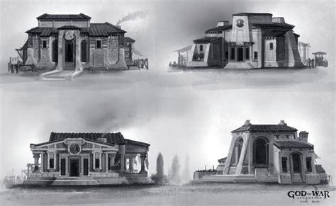 Environment Concept Video Games Artwork