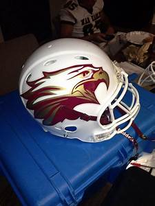 Astronaut High School (FL) new helmets