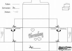 Geschenkverpackung Basteln Vorlage : bastelanleitung schachtel vorlage ausdrucken babyduda ~ Lizthompson.info Haus und Dekorationen