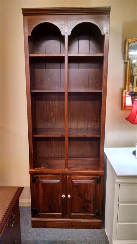 ethan allen bookcases used ethan allen bookcase delmarva furniture consignment