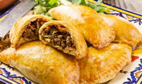 recettes de cuisine light empanada peruana de carne más 5 secretos