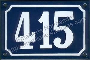 Plaque Numero De Rue : panneau de num ro de maison plaque maill e num ro de ~ Melissatoandfro.com Idées de Décoration