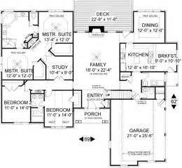 cool floor plans type of house cool house plans