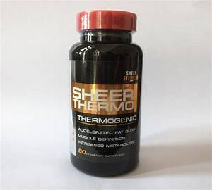 Sheer Thermo  The Best Fat Burning Thermogenic Supplement Burn Fat  U0026 Lose Weight Fast With The