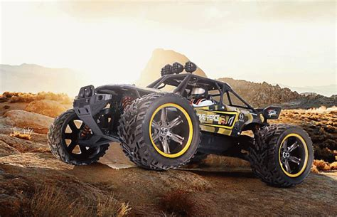 Save  On An Remote Controlled Truck With A Top Speed Of