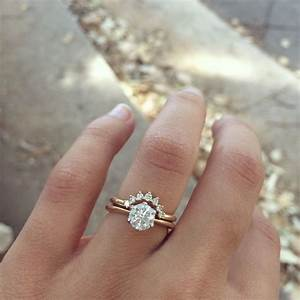 beautiful engagement rings for women 2017 ladies wedding rings With wedding band around engagement ring