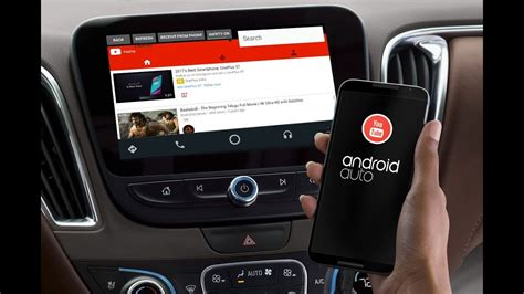 application android auto in android auto finally