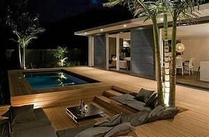 Terrasse En Bois Ou Composite