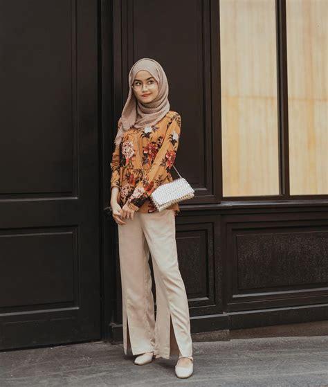 15 best HIJAB OOTD 2018/2019 images on Pinterest | Ootd Hijab fashion and Hijab styles
