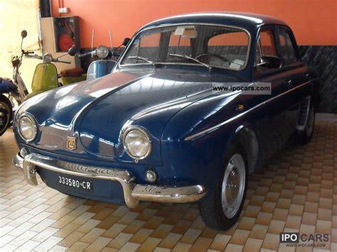 1965 Alfa Romeo Cc 850 Dauphine