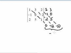 Eigenvektoren Berechnen 3x3 : determinante idee doovi ~ Themetempest.com Abrechnung