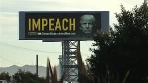 Progressive group hopes Bay Bridge billboard will sparks grass roots effort to impeach President ...